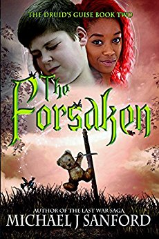 The Forsaken (The Druid's Guise, #2)