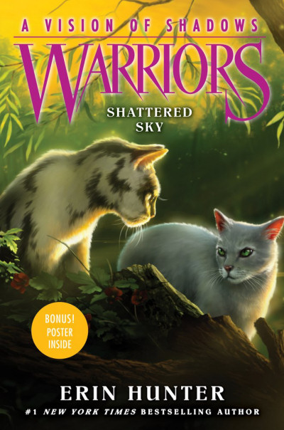 Shattered Sky (Warriors: A Vision of Shadows, #3)