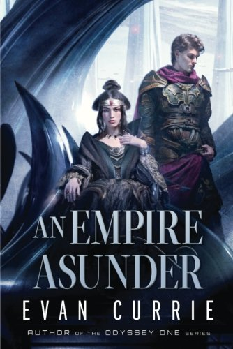 An Empire Asunder (The Scourwind Legacy, #2)