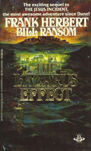 The Lazarus Effect (Pandora Sequence, #2)