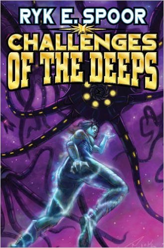 Challenges of the Deeps (Grand Central Arena, #3)
