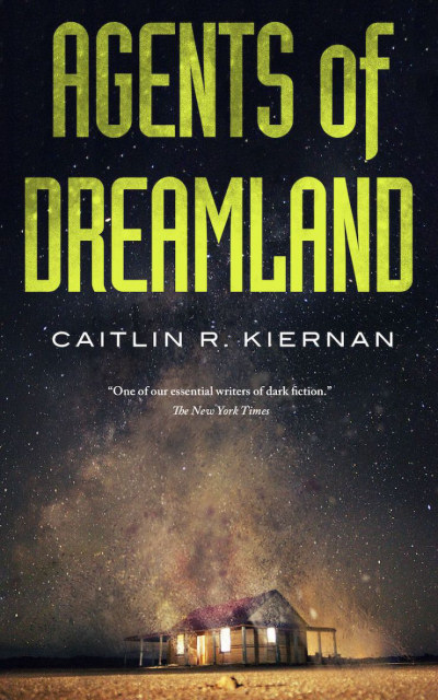 Agents of Dreamland (Agents of Dreamland, #1)