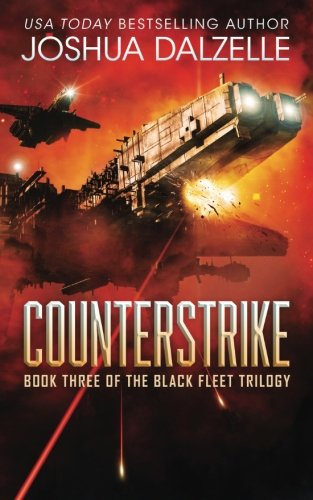 Counterstrike (The Black Fleet Trilogy, #3)