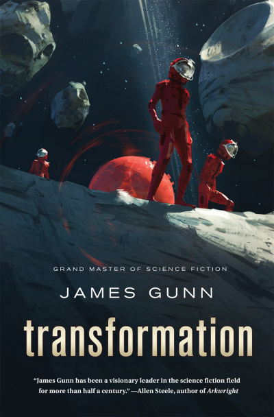 Transformation (The Transcendental Machine, #3)