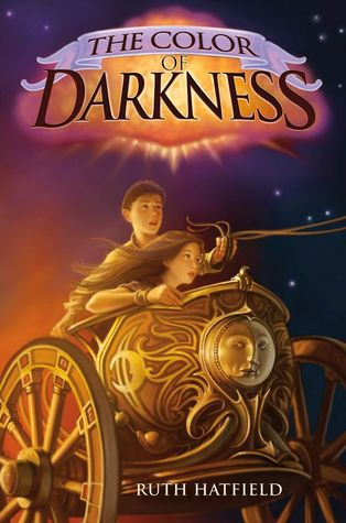 The Color of Darkness (The Book of Storms, #2)