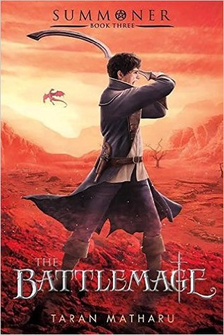 The Battlemage (Summoner, #3)