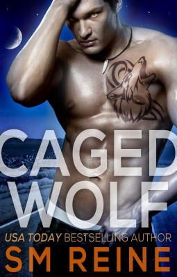 Caged Wolf (The Tarot Witches, #1)