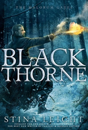 Blackthorne (The Malorum Gates, #2)