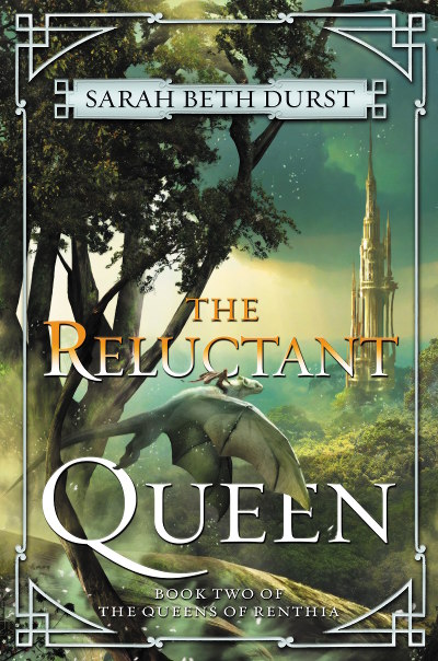 The Reluctant Queen (The Queens of Renthia, #2)
