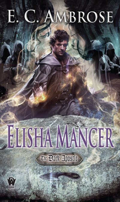 Elisha Mancer (The Dark Apostle, #4)