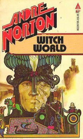Witch World (Witch World: Estcarp Cycle, #1)