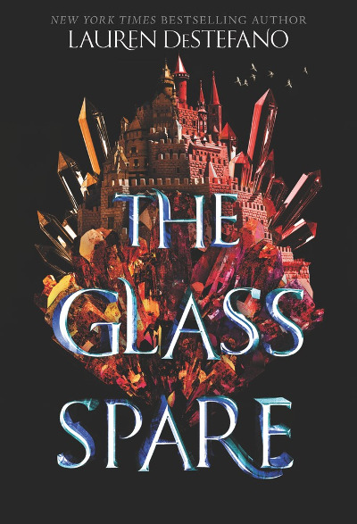 The Glass Spare (Seventh Spare, #1)