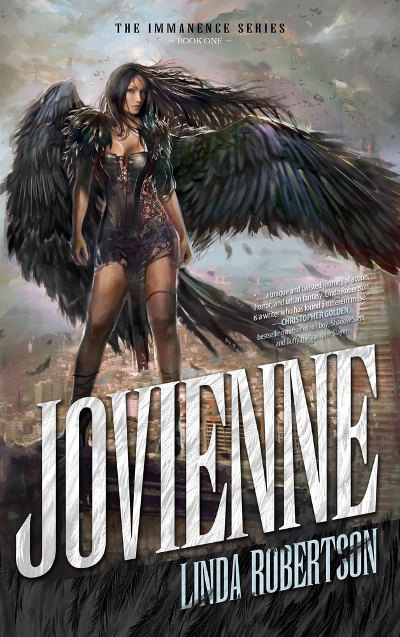 Jovienne (The Immanence Series, #1)