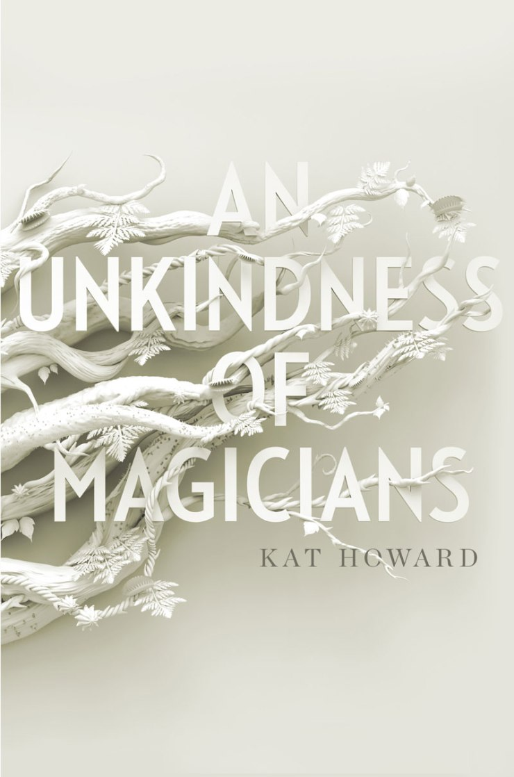 An Unkindness of Magicians (An Unkindness of Magicians, #1)