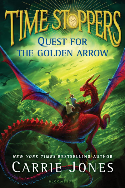 Quest for the Golden Arrow (Time Stoppers, #2)