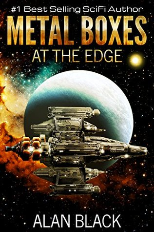At the Edge (Metal Boxes, #4)