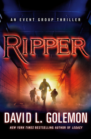 Ripper (Event Group, #7)