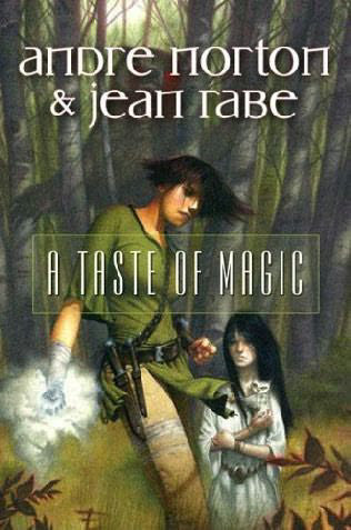 A Taste of Magic (Five Senses, #5)