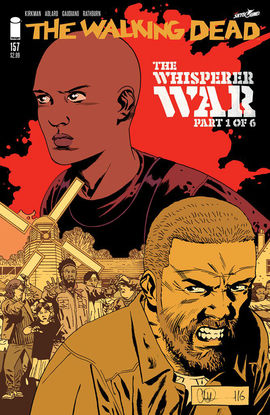 The Walking Dead, Issue #157 (The Walking Dead (single issues), #157)