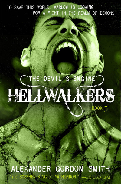 Hellwalkers (The Devil's Engine, #3)