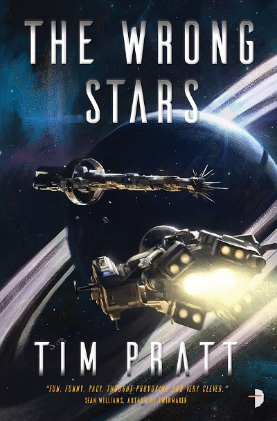 The Wrong Stars (The Axiom, #1)