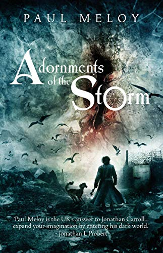 Adornments of the Storm (The Night Clock, #2)