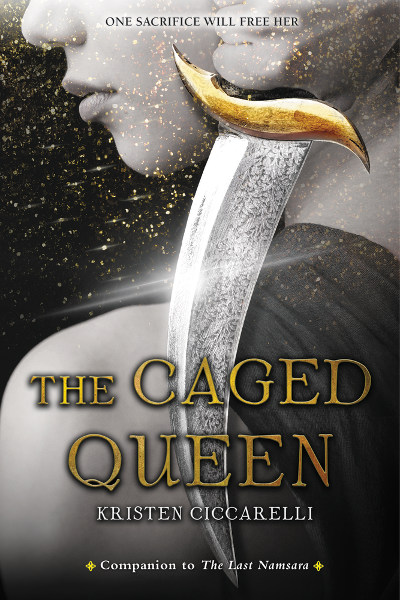 The Caged Queen (Iskari, #2)