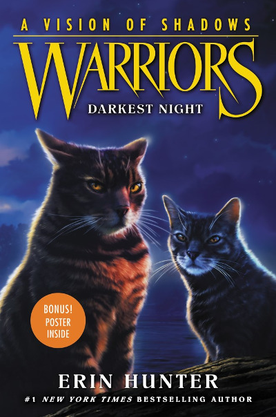 Darkest Night (Warriors: A Vision of Shadows, #4)