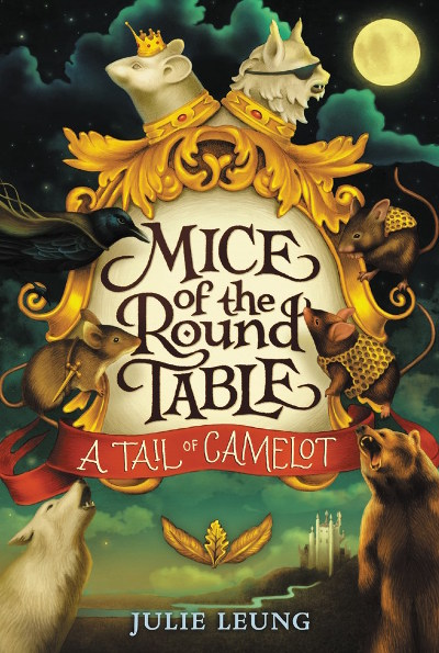 A Tail of Camelot (Mice of the Round Table, #1)