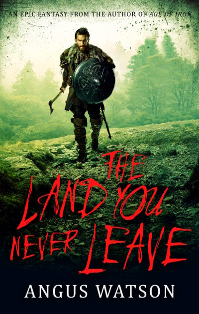 The Land You Never Leave (West of West, #2)