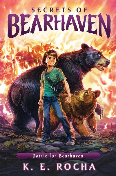Battle for Bearhaven (Bearhaven, #4)