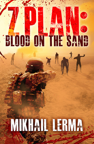 Blood on the Sand (Z Plan, #1)
