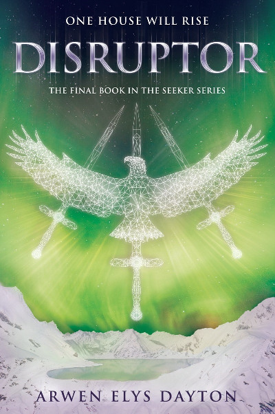 Disruptor (The Seeker Trilogy, #3)