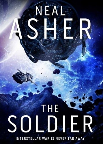 The Soldier (Rise of the Jain, #1)