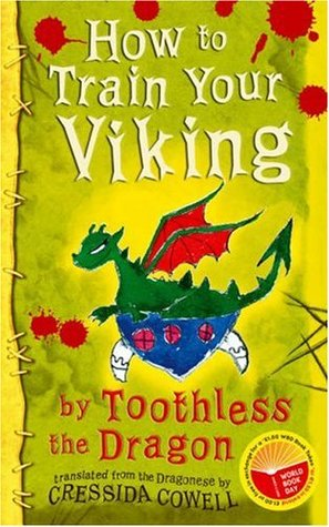 How to Train Your Viking by Toothless the Dragon