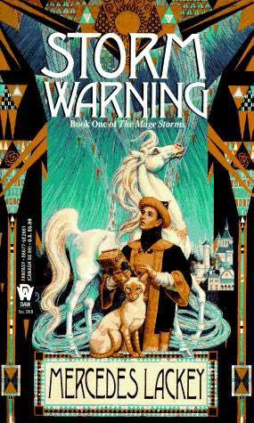Storm Warning (The Mage Storms, #1)