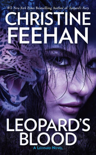 Leopard's Blood (Leopard, #10)