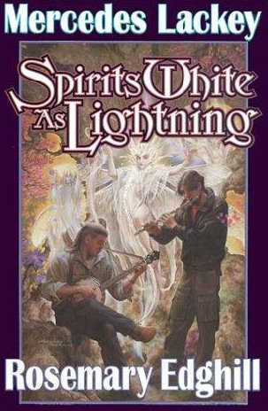 Spirits White as Lightning (Bedlam's Bard, #4)