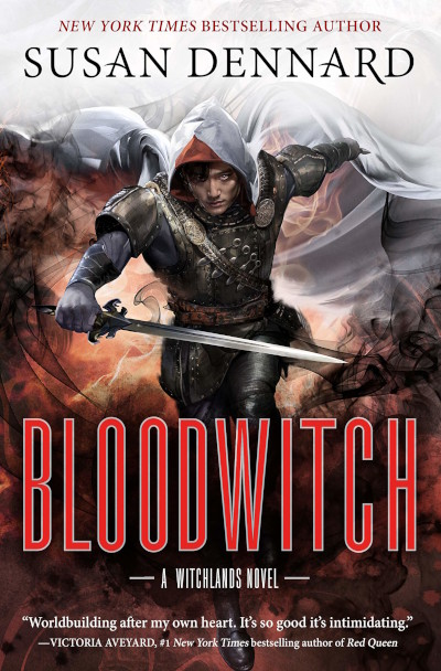 Bloodwitch (Witchlands, #3)