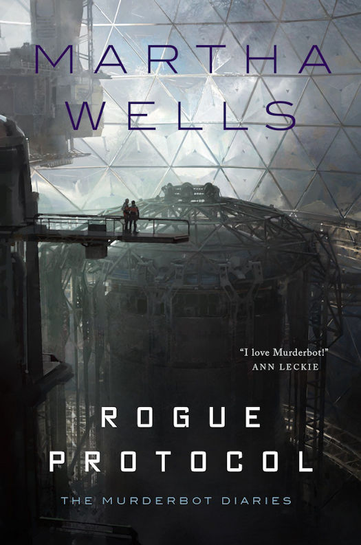 Rogue Protocol (The Murderbot Diaries (novellas), #3)