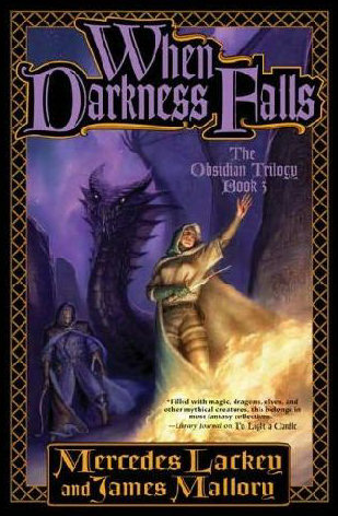 When Darkness Falls (The Obsidian Trilogy, #3)