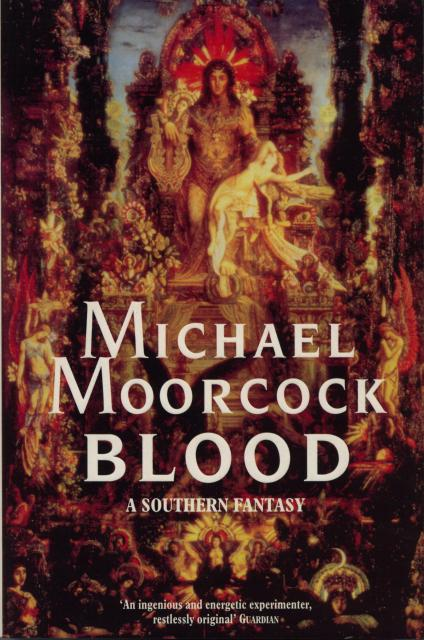 Blood: A Southern Fantasy (The Second Ether, #1)