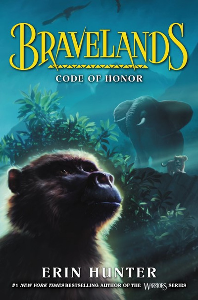 Code of Honor (Bravelands, #2)