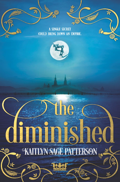 The Diminished (The Alskad Empire Chronicles, #1)