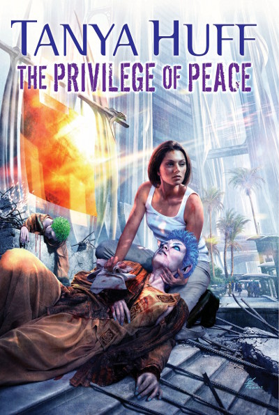 The Privilege of Peace (Peacekeeper, #3)