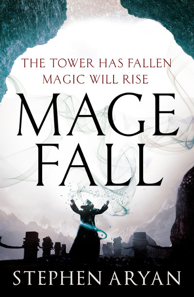 Magefall (The Age of Dread, #2)