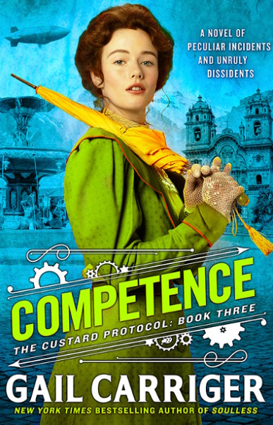 Competence (The Custard Protocol, #3)