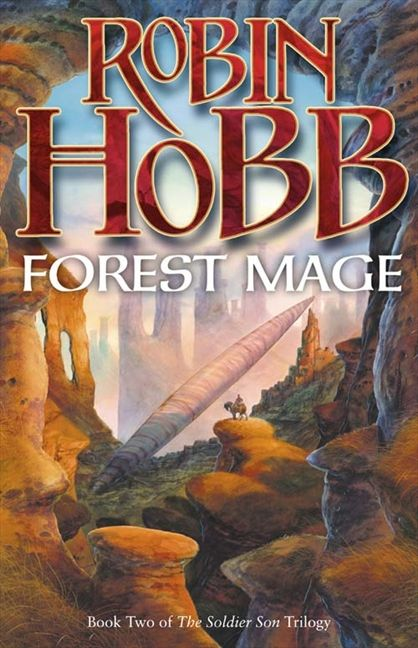 Forest Mage (The Soldier Son Trilogy, #2)