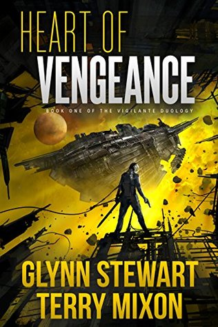 Heart of Vengeance (Vigilante, #1)