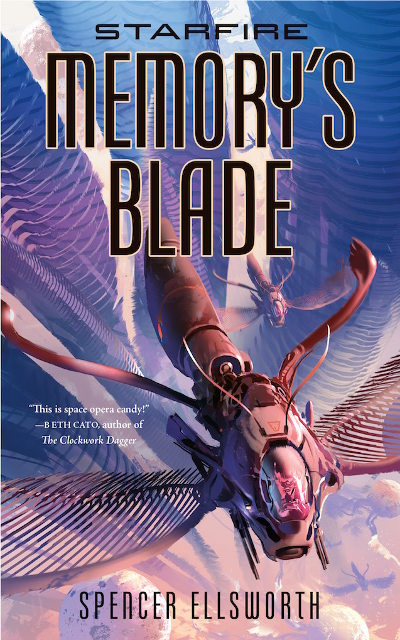 Memory's Blade (Starfire Trilogy, #3)
